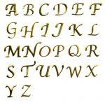 アルファベットのメタルパーツは可愛くて激安でオススメです!
